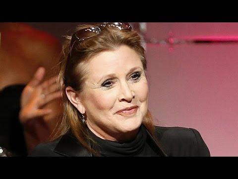 Η οικογένεια του Star Wars αποχαιρετά την Κάρι Φίσερ