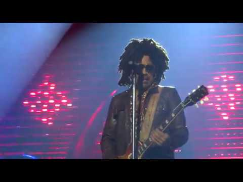 Lenny Kravitz - American Woman live in Sofia, 4.05.2019