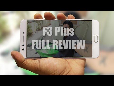 OPPO F3 Plus Review - Selfie Focus!