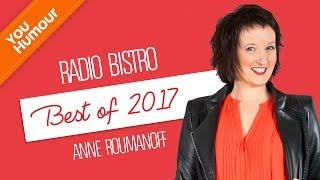 ANNE ROUMANOFF - Best-of 2017