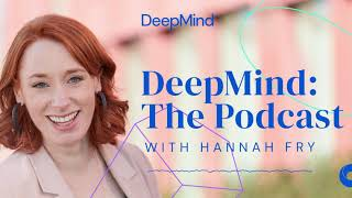Picture of a podcast: Deepmind: The Podcast With Hannah Fry