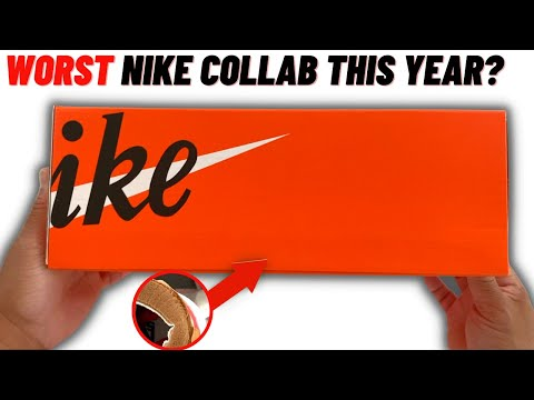 IS THIS THE WORST NIKE COLLAB IN 2021?