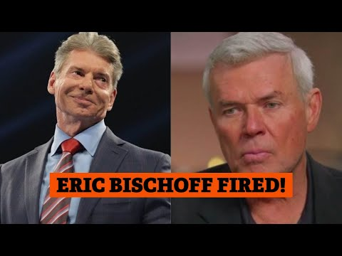 Eric Bischoff Fired! Bruce Prichard Takes His Job - Mat Men Pro Wrestling Podcast Ep. 279