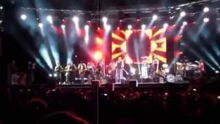 Curacao North Sea Jazz Festival 2014 - Juan Luis Guerra