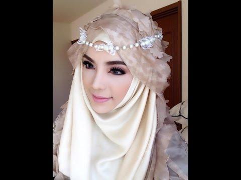 Video ????Hijab Tutorial-32???? Cara Memakai Jilbab Pashmina Simpel Black Pearl (Up to date)