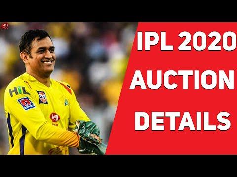 IPL 2020 Team Players, Price, Slot Available List Is Here | IPL 2020 | #nettv4u