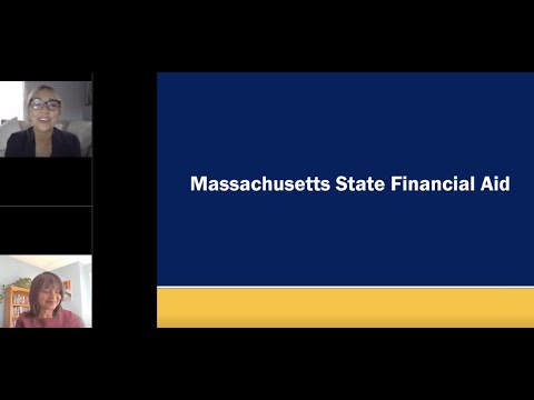 The MEFA Institute: Understanding MA State Financial Aid