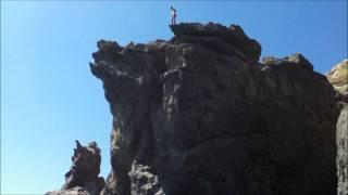 Прыжок в воду с высоты 16-20 м