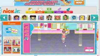 Nick Jr. Kids Games (Fresh Beat Band Game)