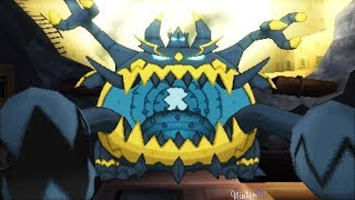 Guzzlord  - (Pokémon) - Pokemon Ultra Sun and Moon - Catching Guzzlord