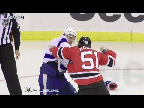 Sergey Kalinin vs. Cedric Paquette