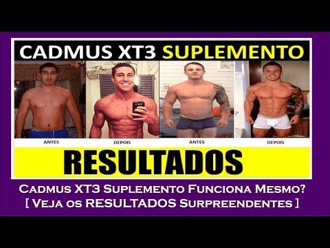 Cadmus XT3 Suplemento, Funciona Mesmo? Veja Os Resultados Surpreendentes!!