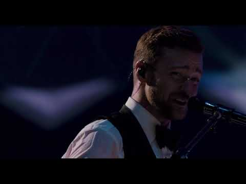 Until The End Of Time Justin Timberlake Live (Vegas)