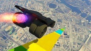 SUPER TURBO DEL FUTURO!! - CARRERA GTA V ONLINE - GTA 5 ONLINE