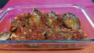 Sarciadong Daing Recipe (KINAMATISANG BUWAD ) ulam pinoy