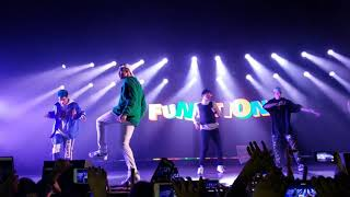 PRETTYMUCH Funktion Tour, The Wiltern In L.A.
