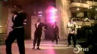 DJ Jazzy Jeff & The Fresh Prince  I Think I Can Beat Mike Tyson Live 1989)