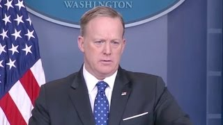 Mar 22, 2017 Sean Spicer White House Briefing -Full Event