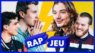 Columbine : Lujipeka Vs Foda C   Rap Jeu #3 Avec Seezy & Martin Vachiery