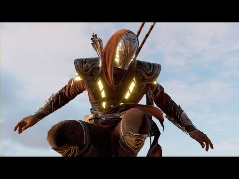 assassin s creed origins how to get secret isu armor isu out