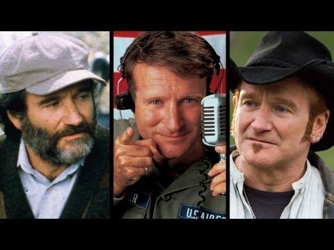 Robin Williams' beste øyeblikk