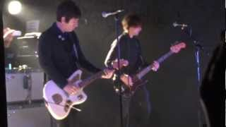 "Johnny Marr - ""The Right Thing Right"" - The Duchess, York, 5th March 2013"