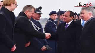 تفاصيل زيارة الرئيس السيسي لبرلين