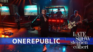 OneRepublic Perform 'Connection'