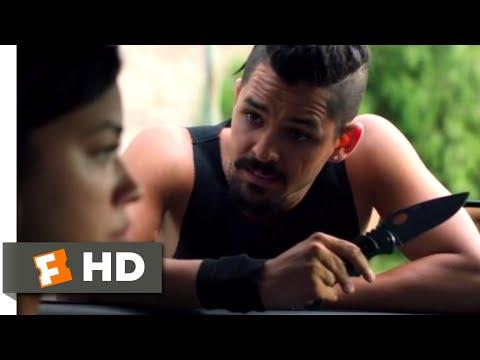 Miss Bala (2019) - Crossing the Border Scene (4/10) | Movieclips