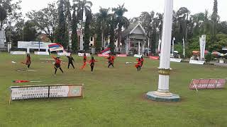 preview picture of video 'Kontes color guad SMAN 2 SIDRAP Barugaseni467'