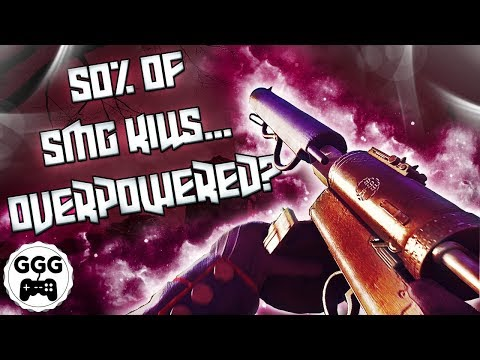 50 of smg kills hellriegel factory a dominant weapon without it