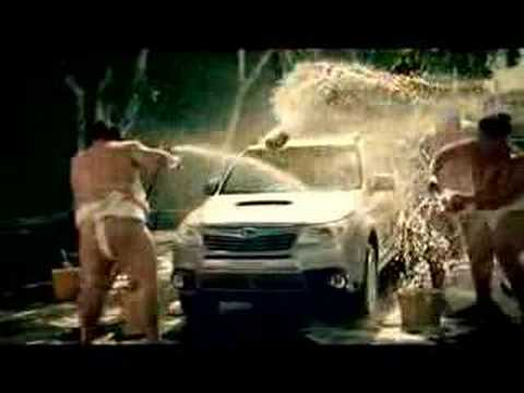 Subaru Commercial for Subaru Forester (2008 - 2009) (Television Commercial)