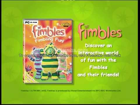 Fimbles Fimbling Fun UK 2003 Promo