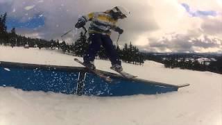 Basic Freestyle Skiing Tricks 2