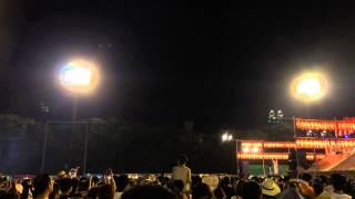 第40回摂津祭り酒井法子LIVE「碧いうさぎ」最後の最後