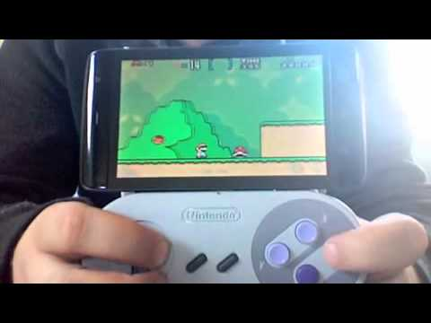 Here's How To Turn A Dell Streak Tablet Into A SNES