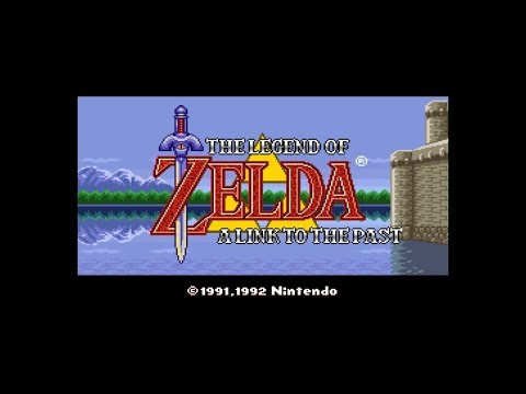 Legend of Zelda: A Link to the Past [Ep. 6] - Time to Save Zelda and Stop Ganon!