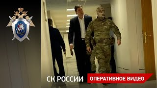 Алексей Хотин доставлен в Следственный комитет России