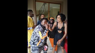 BigStar Johnson   Two Cups Feat. Rouge [Video] Behind The Scenes   How To Be A Fire Video Vixen