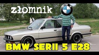 Złomnik: BMW 525i E28 #natomiast