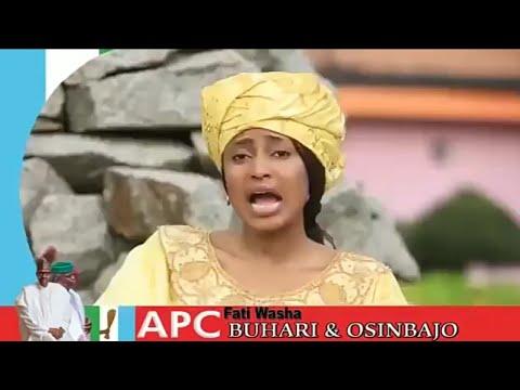 Akwai Saura (Original Full Video) Wakar Baba Buhari Ta Matan Kannywood Zalla