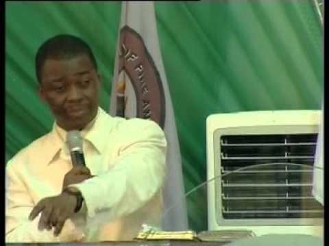 SERMON: Crushing Your Siege   Dr. D. K. Olukoya