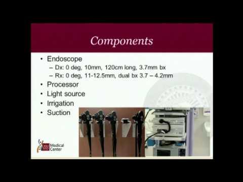 Endoskopia górnego odcinka przewodu pokarmowego - wykład