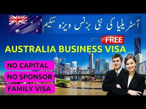 , title : 'AUSTRALIA NEW BUSINESS VISA SCHEME WITHOUT SPONSOR AND CAPITAL | SISA SUBCLASS 408