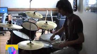 The Strokes - Metabolism drum cover (2)