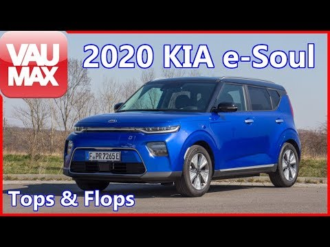 VW ID.3 Alternative!? 2020er KIA e-Soul – Tops & Flops | 64kWh-Akku | 150 kW Motorleistung