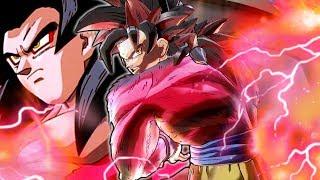 DIFFICULT Session! SSJ4 Goku Life Line | Dragon Ball Xenoverse 2