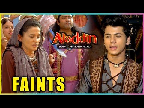 Aladdin's Mother FAINTS   Aladdin MSSING   Aladdin