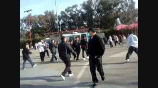 hmong gang fight in hmong new year: MOD, URC, HT vs HNS, AC, RBG