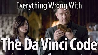 Everything Wrong With The Da Vinci Code In 15 MInutes Or Less - dooclip.me